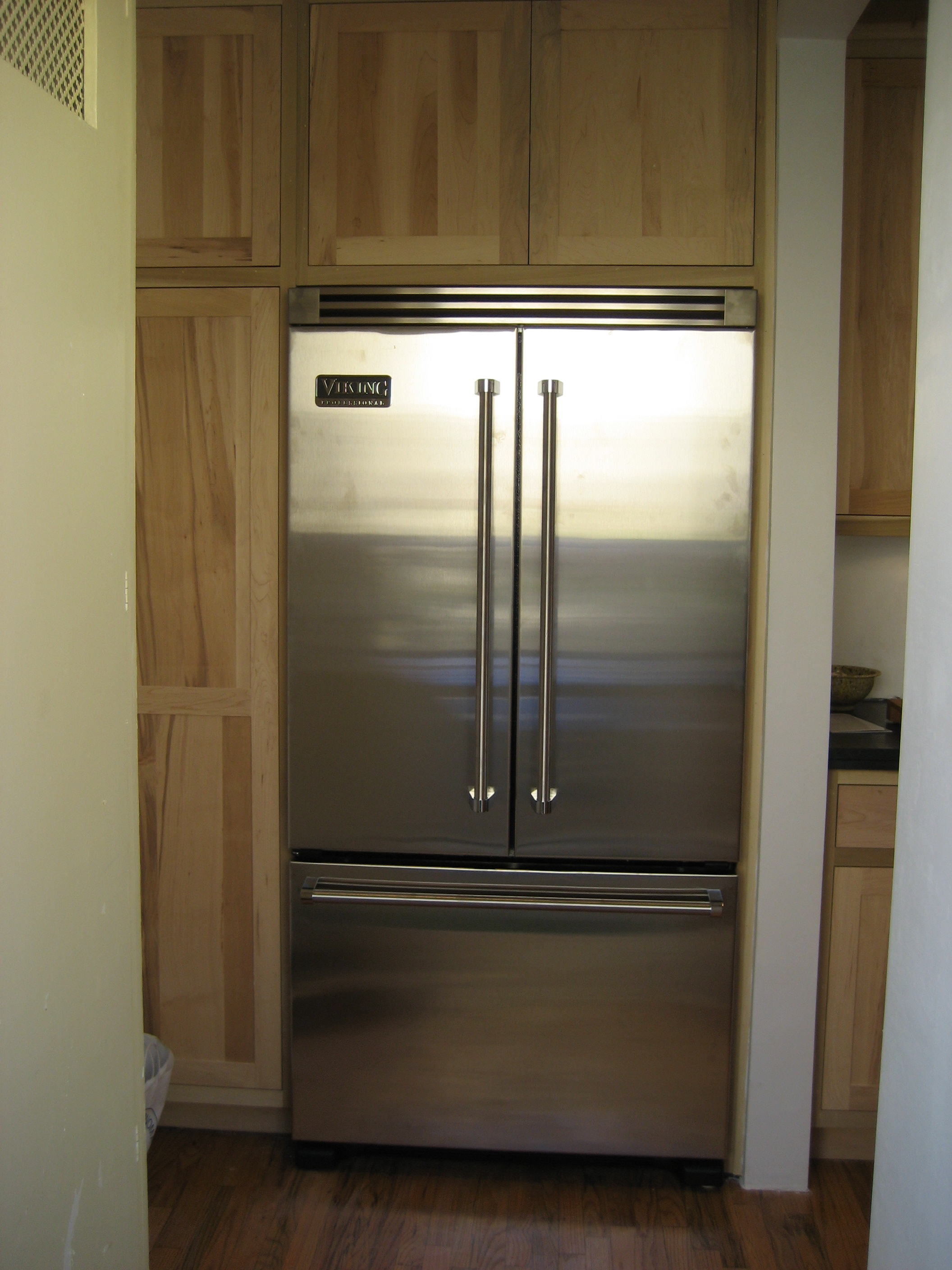 depth ft refrigerators side sa gray countertop countertops slate by cu p site ge refrigerator counter