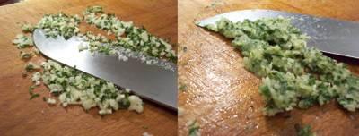 Garlicpaste